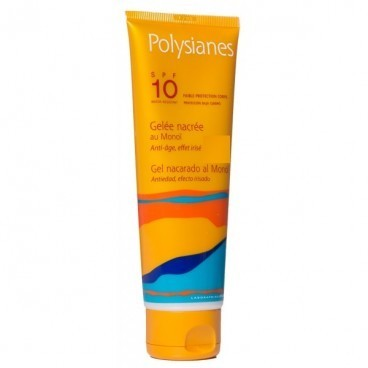 Polysianes gel crema SPF 10 125 ml