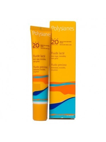 Polysianes fluido facial SPF 20 40 ml