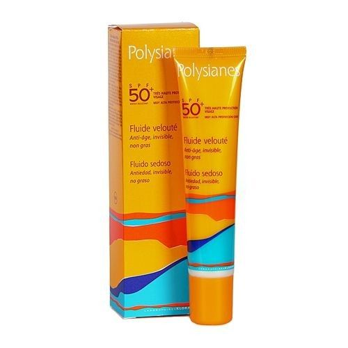 Polysianes fluido facial SPF 50 40 ml